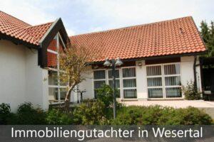 Immobiliengutachter Wesertal
