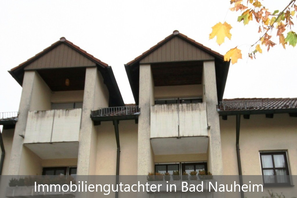 Immobiliengutachter Bad Nauheim