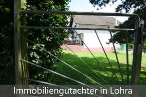 Immobiliengutachter Lohra