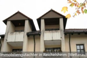 Immobiliengutachter Reichelsheim (Wetterau)