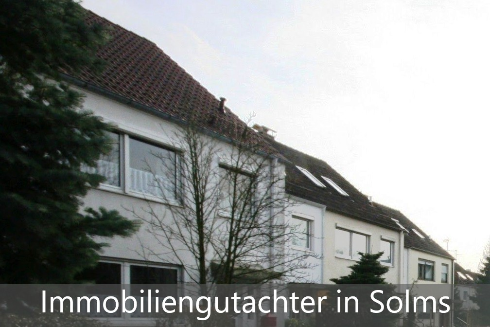 Immobiliengutachter Solms