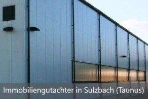 Immobiliengutachter Sulzbach (Taunus)