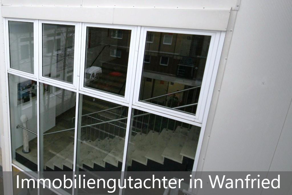 Immobiliengutachter Wanfried
